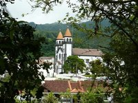 Azores - Furnas Church
