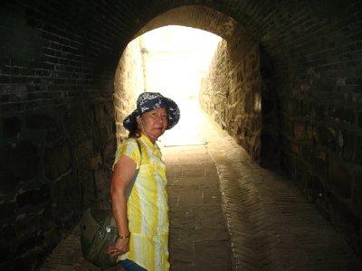Long Entrance tunnel