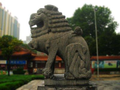 Guard Lion