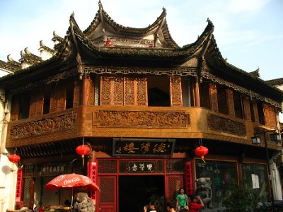 Fabulous Ming Dynasty wooden building