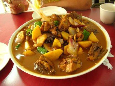 Big Chicken Dish