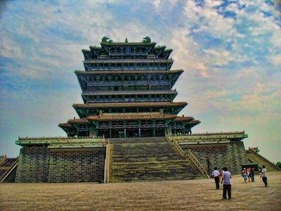 Guangque Attic Close
