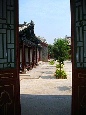 Courtyard Yard View