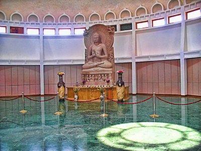 An Indian Buddha