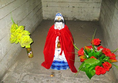 A Robed Buddha