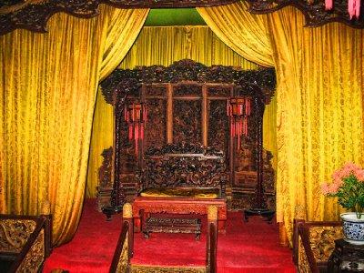 The Yellow Bedroom