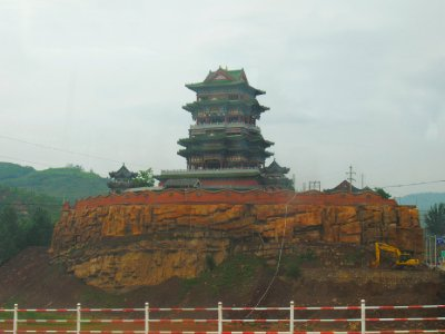 Quick view of Anzexian Pagoda