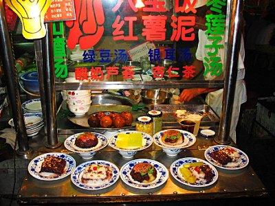 Kaifeng Assortment of goodies