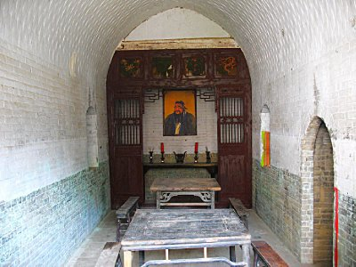 A Cave Room