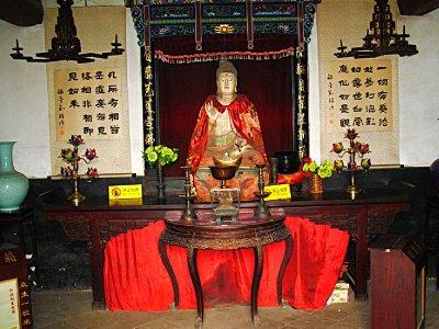 A family Buddha