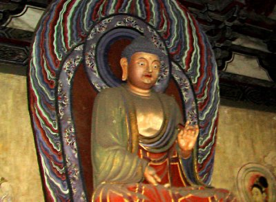 one of the many Song Buddhas