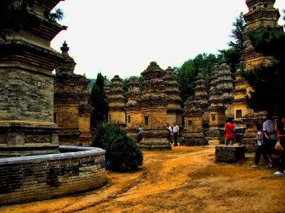 Very famous Pagodas