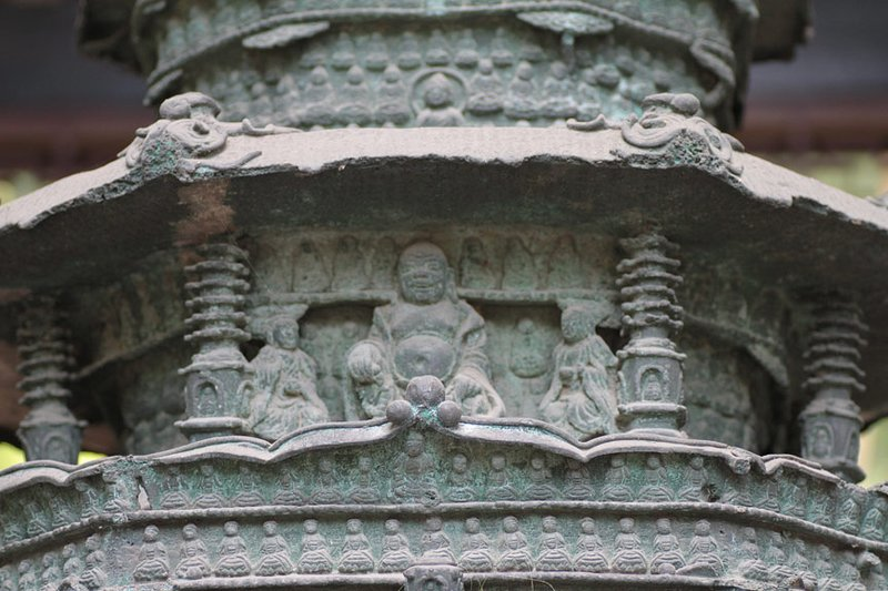 Buddhist Engravings