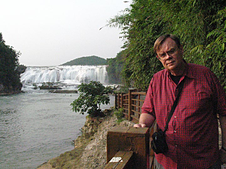 Me and the falls