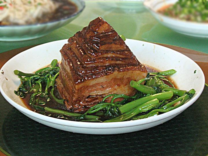 FJ Pagoda Pork
