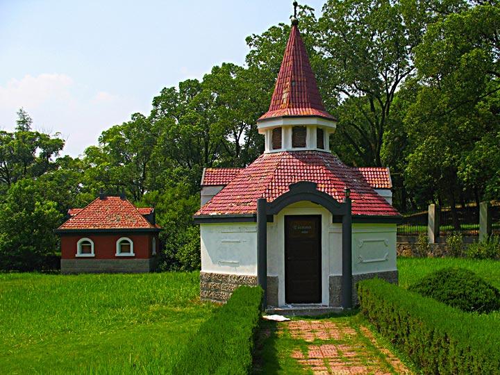 WEL Mini Round House
