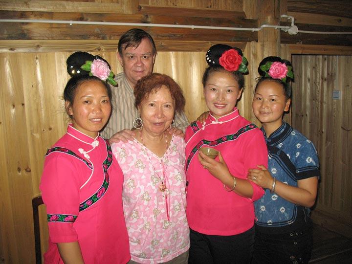 XJ Singing Welcome in Xijiang