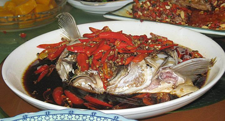 FJ Spicy Fishheads