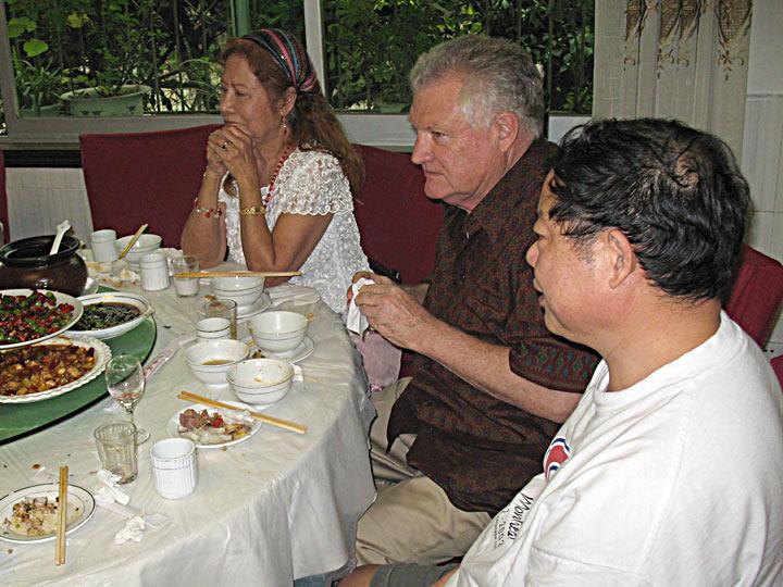 FJ Sunee, Robert and John