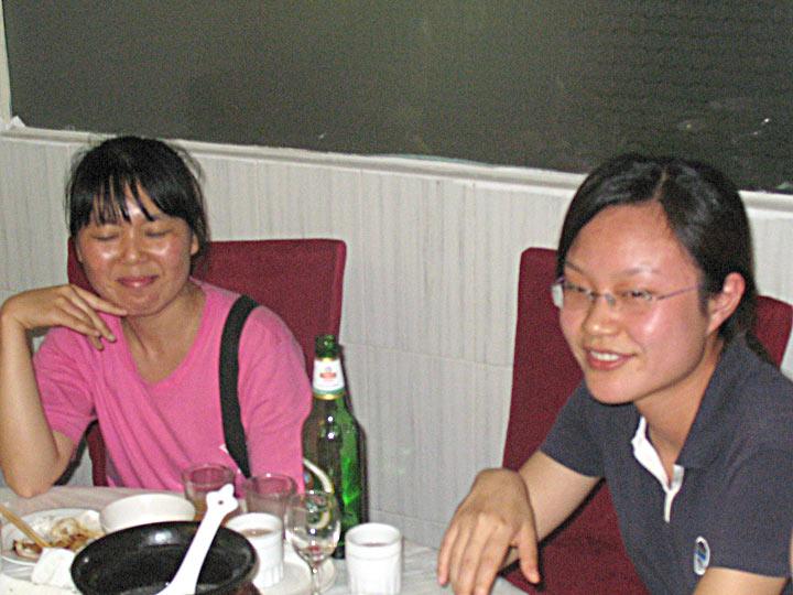 PJ Sylvia With New Teacher