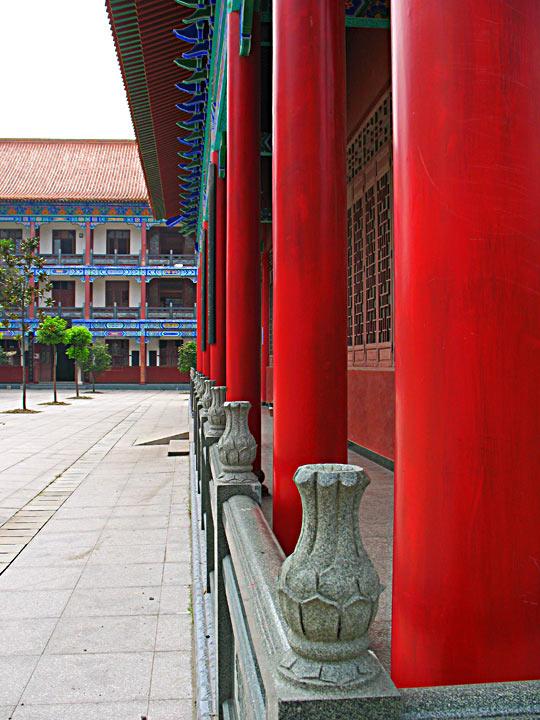 JZ Sashi Temple Wall Side View