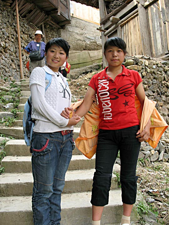 XJ Two lovelies