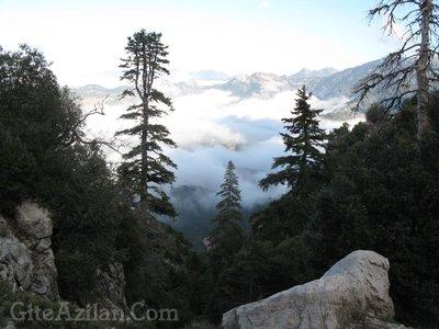 parc Talassemtane Rural Azilan; Montagne Chuihat
