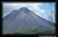Costa Rica Arenal Volcanoe