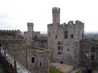 carnefon castle
