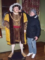 with king henry