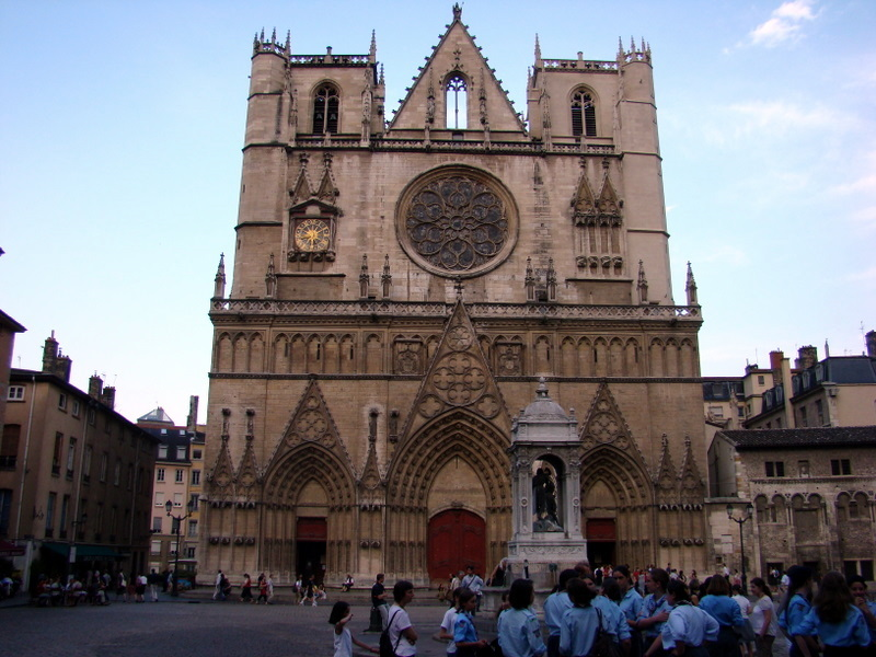 Cathedral St Jean