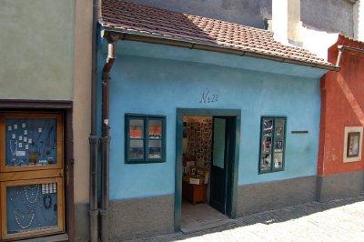 2009 64 Franz Kafka house Small
