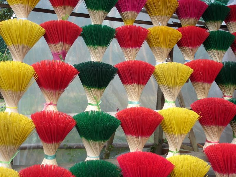 Incens colors