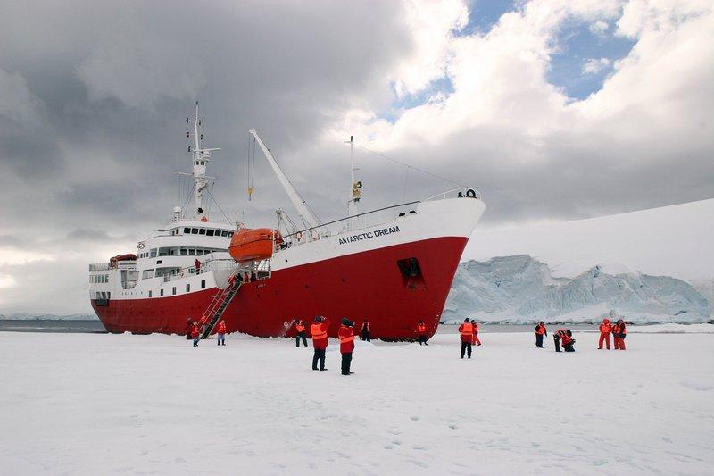 Ship on Ice