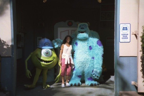 Monsters in MGM