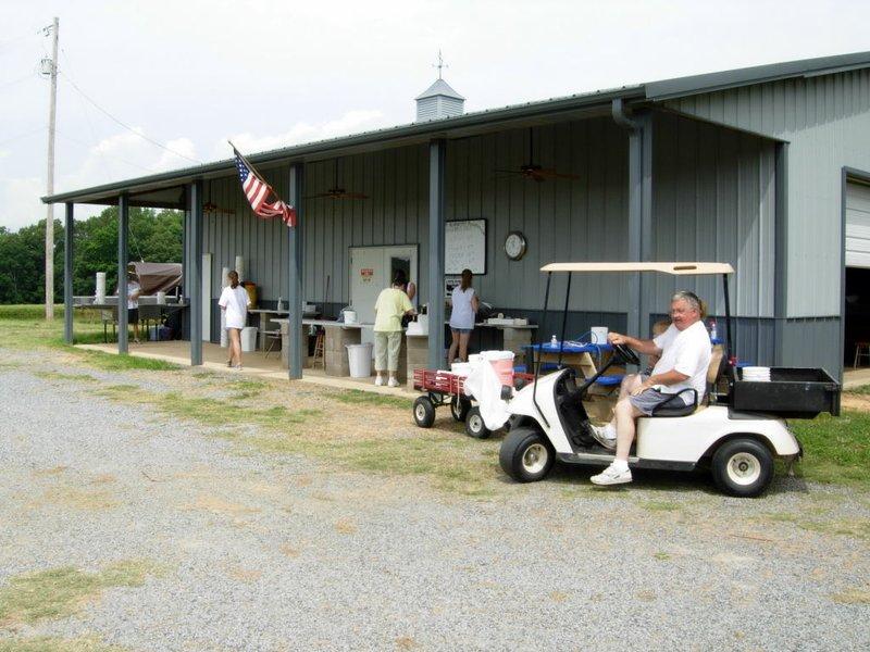 blueberry farm headquarters