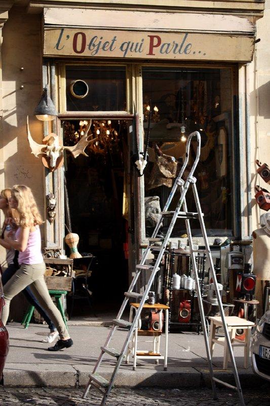 Ladder Vintage Shop