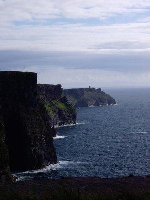 Cliffs of Moher...200 metri a prcipizio sull'oceano