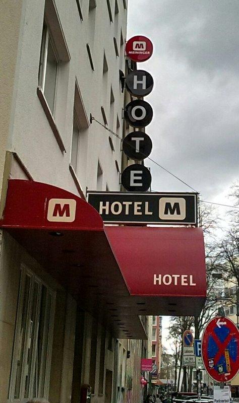 Meininger Hotel/Hostel Cologne, Germany
