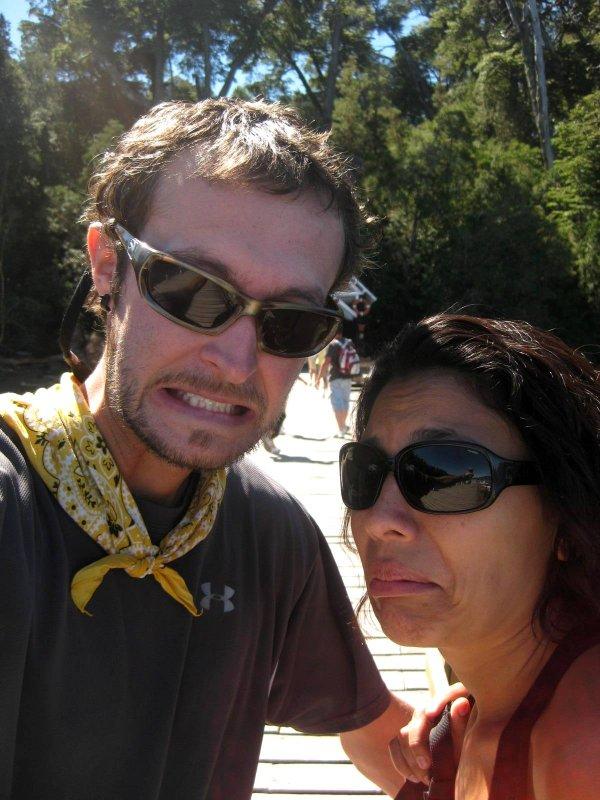 V.La Angostura: before hike