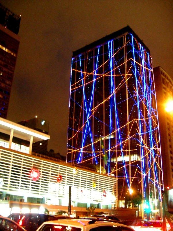 Sao Paulo building