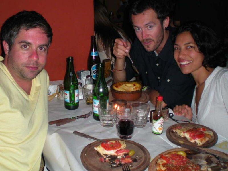 food - three at Cumana