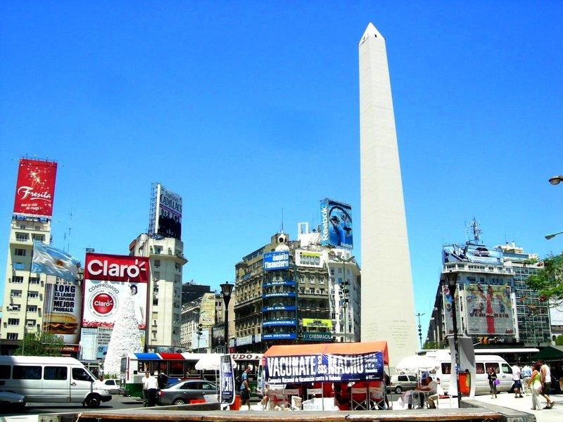 BA: obelisco