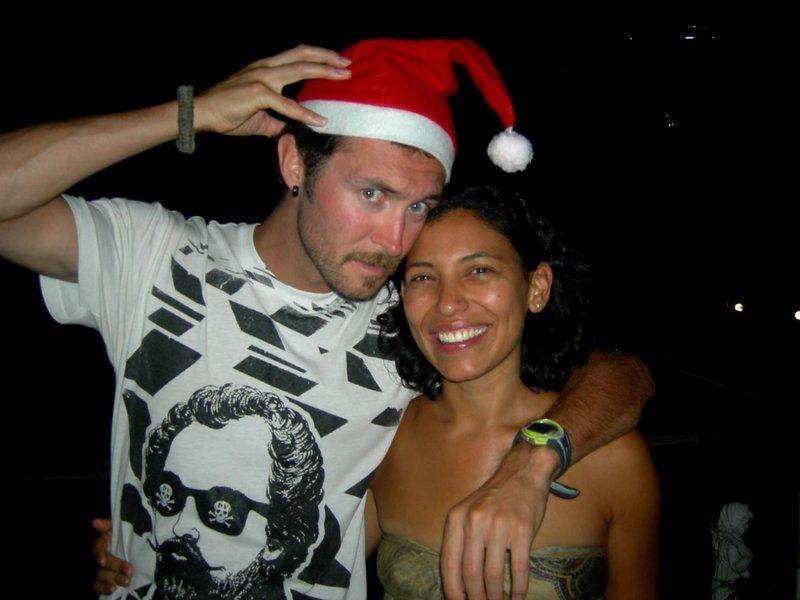 BA: marisa and i