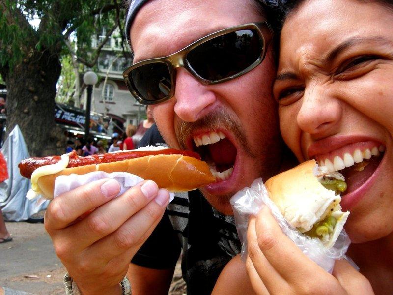 Montevideo: grubbin tough