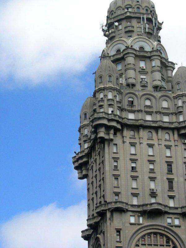 Montevideo: architecture