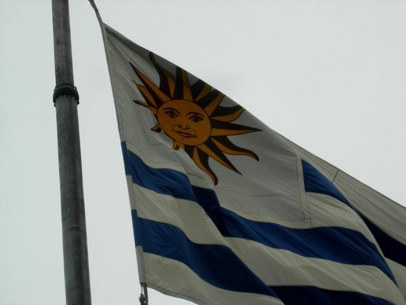 Montevideo: flag