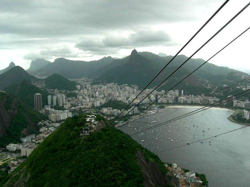 Rio De Janeiro: from Sugar Loaf