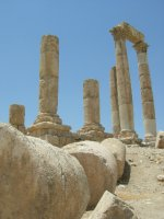 Amman: whats left of Hercules