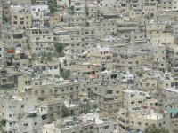 Amman: buildings all the same